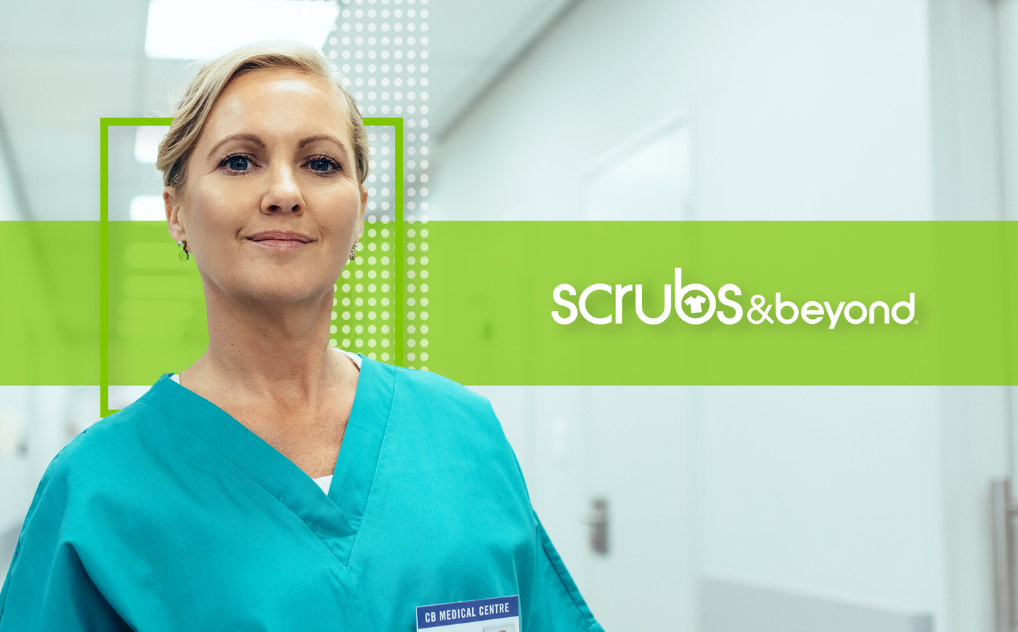 Scrubs & Beyond achieves an 18.6% conversion rate increase testing TrustedSite