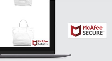 Meet the new McAfee SECURE trustmark.