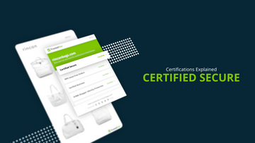 How to earn the TrustedSite Certified Secure certification and alleviate ecommerce security concerns