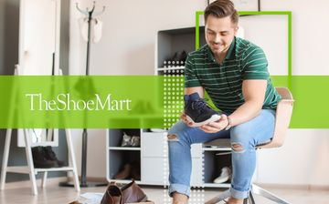 TrustedSite certifications generate 14% conversion lift over Norton Shopping Guarantee for The Shoe Mart
